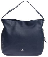 Hogan Leather Hobo Bag