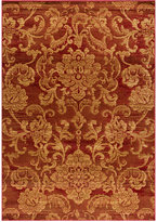 """Kenneth Mink Area Rug, Northport LON-101 Red 5'3"""" x 7'7"""""""