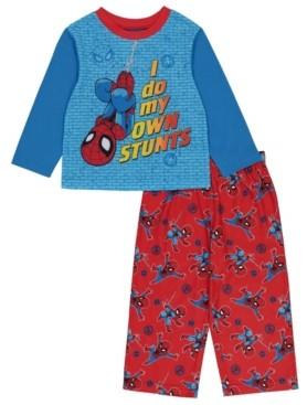 AME Spider-Man Toddler Boy 2 Piece Pajama Set