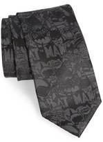 Cufflinks Inc. Men's Cufflinks, Inc. 'Batman' Silk Tie