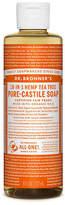 Dr. Bronner's Dr. Bronner Castile Liquid Soap - Tea Tree 237ml