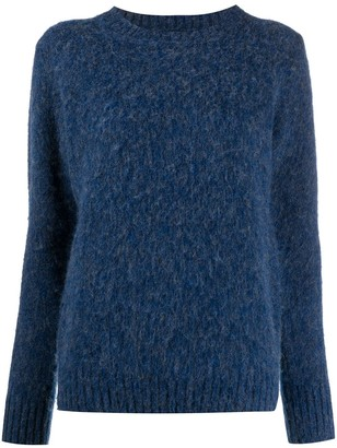 Aspesi Textured Knit Jumper
