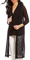 Calvin Klein Long Knit Duster
