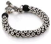 King Baby Studio Star Tri-Bead Bracelet