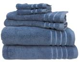 Lenox Platinum 6-Pc. Bath Towel Set