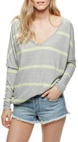 Free People Women's Upstate Stripe Tee