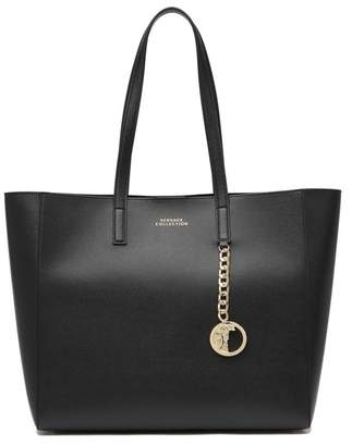 Versace Saffiano Leather Tote