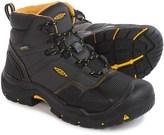 Keen Logandale Work Boots - Waterproof, Steel Toe (For Men)