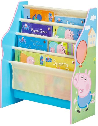 Peppa Pig Kids Sling Bookcase