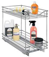 "Lynk Professional® Pull Out Double Drawer - 2 Tier Sliding Cabinet Organizer 11""w x 18""d"
