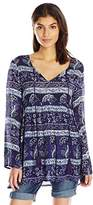 Raga Women's Island Violet Tunic