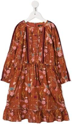 Velveteen Immi dress