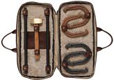 "Moore & Giles Horseshoe Set with Leather Case ""Gunter"""