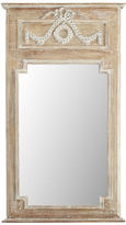 Pier 1 Imports Imperial Natural Wood Framed Mirror