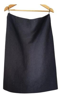 Louis Vuitton Purple Wool Skirts