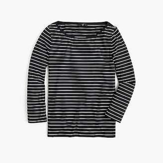 J.Crew 365 stretch long-sleeve T-shirt in stripe