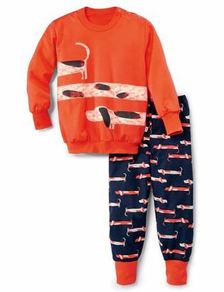 Calida Baby Boys' Toddlers Dog Pyjama Set