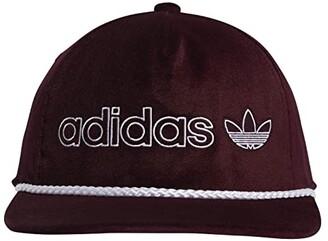 adidas Originals Timers Cap (Maroon/White) Caps
