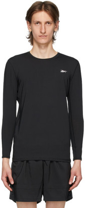 Reebok Classics Black Workout Ready Compression T-Shirt