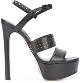Ruthie Davis strappy sandals - women - Leather/Kid Leather - 37