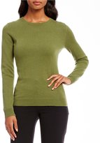 Alex Marie Jaclyn Crew Neck Cashmere Sweater