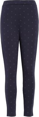 Nordstrom Dot Print Ankle Leggings