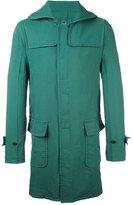 Comme des Garcons pocket detail coat - men - Polyester - S