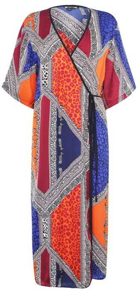 Biba Wrap Kimono Dress