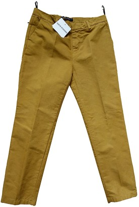 Sofie D'hoore Cotton Trousers for Women