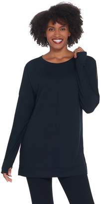 Belle By Kim Gravel Belle by Kim Gravel Lovabelle Lounge Split Sleeve Tunic