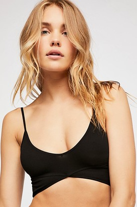 Intimately Barely There Seamless Longline Bra