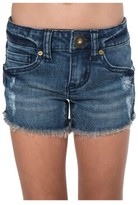 O'Neill Toddler Girl's Compass Cutoff Shorts