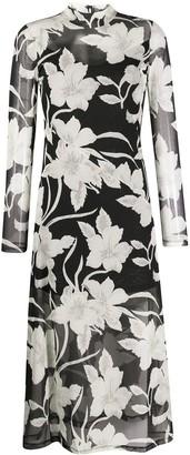 AllSaints Hanna floral dress