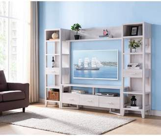 Foundry Select Steinar Entertainment Center for TVs up to 60 inches Foundry Select