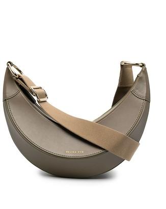 REJINA PYO Banana curved shoulder bag