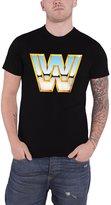 WWE Classic Logo Official Mens New T Shirt