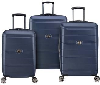 Delsey Paris Comete 2.0 3pc Luggage Set -