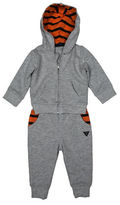 Guess Zip Hoodie and Sweatpants Set