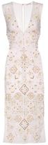 Altuzarra Pamplona Beaded Cotton Dress