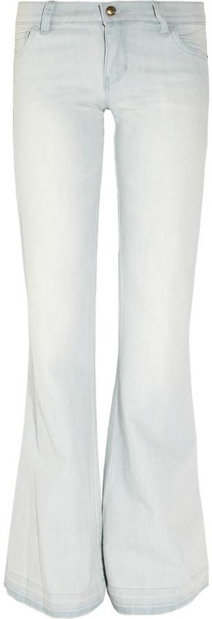 MICHAEL Michael Kors Low-rise flared jeans