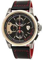 Ferrari 830313 'FORMULA ITALIA S' Quartz Resin and Silicone Watch