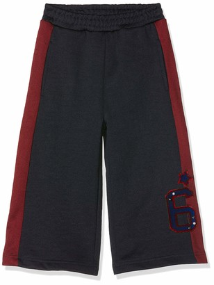 MEK Boys Pantalone Felpa Con Inserti Trouser