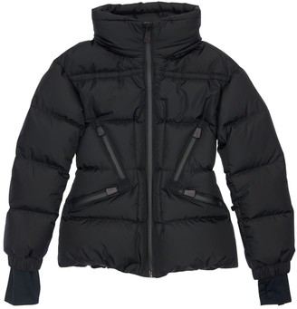 MONCLER GRENOBLE Techno Nylon Ski Jacket