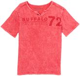Buffalo David Bitton Hot Red Roo Tee - Boys