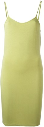 Romeo Gigli Pre Owned Fitted Camisole Dress