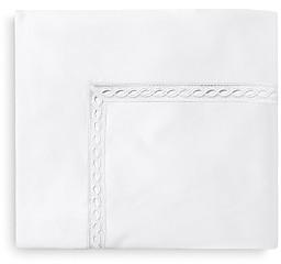 Sferra Millesimo Flat Sheet, Full/Queen