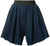 Natasha Zinko wide denim shorts