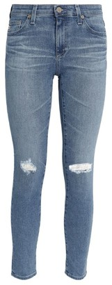 AG Jeans Autorep Skinny Jeans