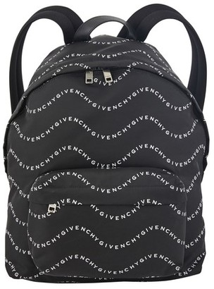 Givenchy wave print backpack