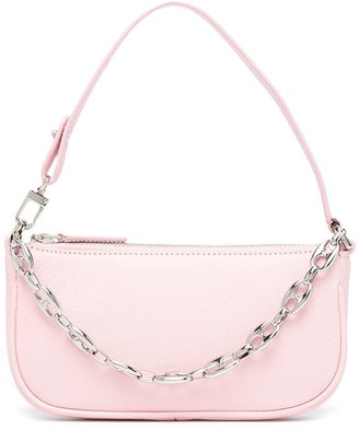 BY FAR Chain-Link Tote Bag